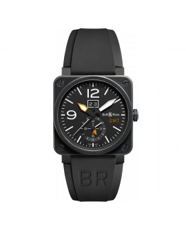 Bell & Ross BR 03-51 GMT Carbon