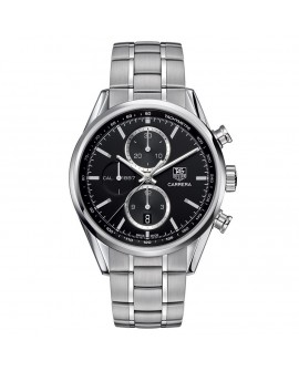 Montre Tag Heuer Carrera Chronographe CAR2110.BA0724