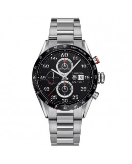 Montre Tag Heuer Carrera Chronographe CAR2A10.BA0799