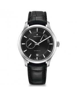 Montre Zenith Elite Power Reserve 03212268521C493