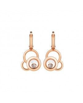 Boucles d'oreilles Chopard Happy Dreams 839769-5001