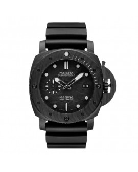 Panerai Submersible Marina Militaire Carbotech