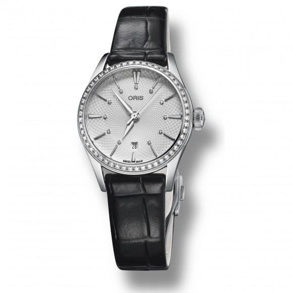 Montre Oris Artelier Date Diamonds 01 561 7722 4951-07 5 14 64FC