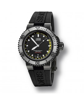 Montre Oris Aquis Depth Gauge 01 733 7675 4154-Set RS
