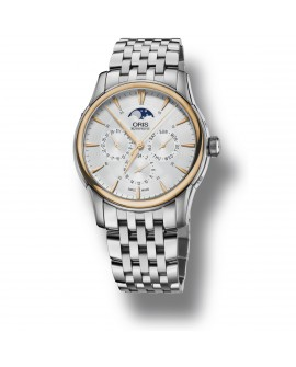 Montre Oris Artelier Complication 01 582 7689 6351-07 8 21 77