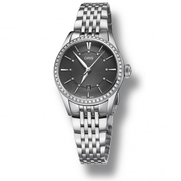 Montre Oris Artelier Date Diamonds 01 561 7722 4953-07 8 14 79