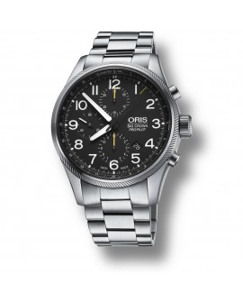 Montre Oris Big Crown ProPilot Chronograph 01 774 7699 4134-07 8 22 19
