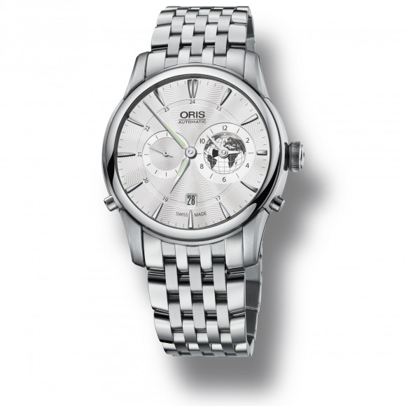 Montre Oris Greenwich Mean Time Limited Edition 01 690 7690 4081-Set MB