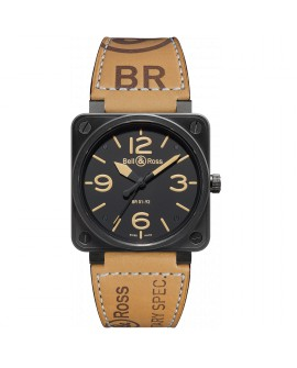 Montre Bell & Ross BR 01-92 Heritage BR0192-HERITAGE
