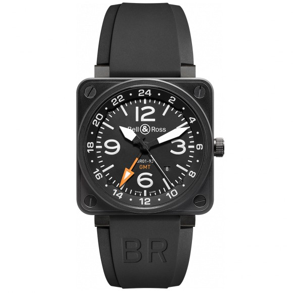 Montre Bell & Ross BR 01-93 GMT 24H BR0193-GMT