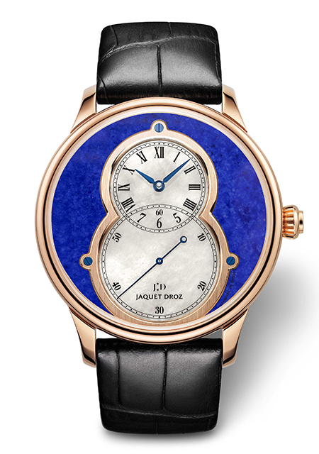 Grande Seconde de Jaquet Droz
