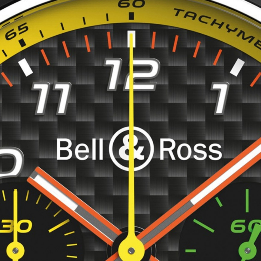 BELL & ROSS et RENAULT F1 TEAM
