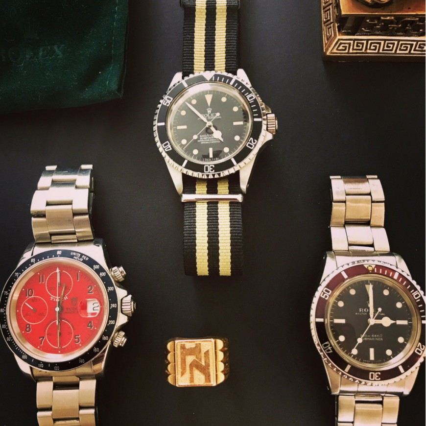 les montres rolex de collection. Black Bedroom Furniture Sets. Home Design Ideas